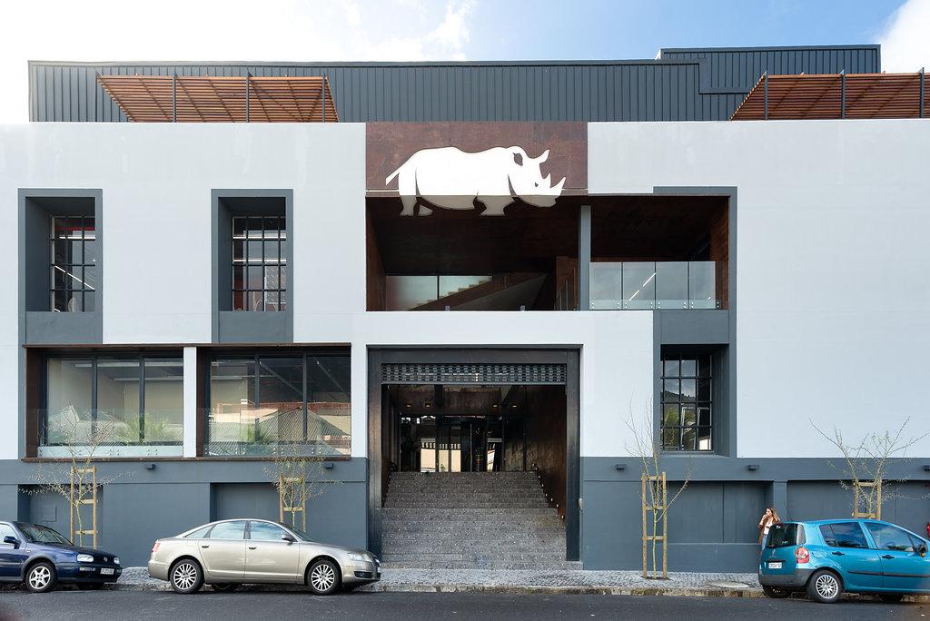 Rhino Africa - Woodstock
